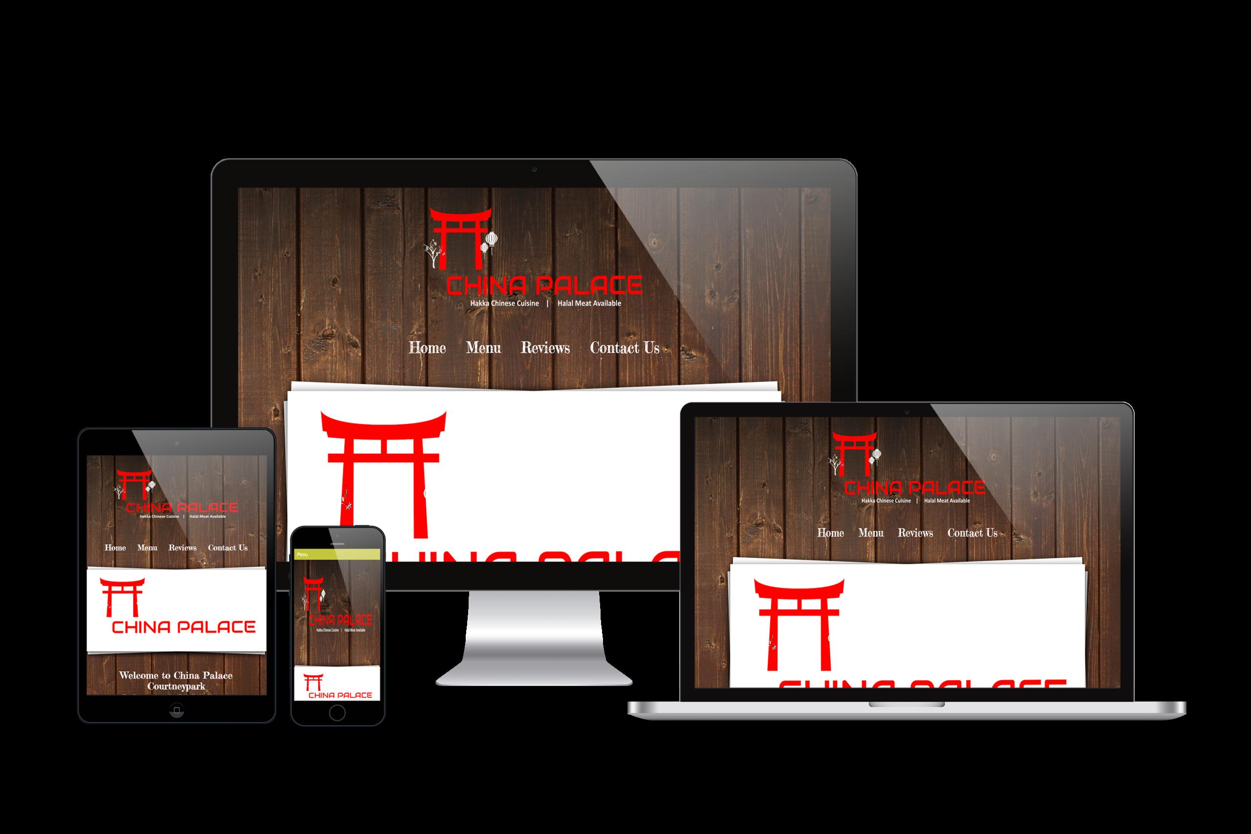 China-Palace-Web-Design