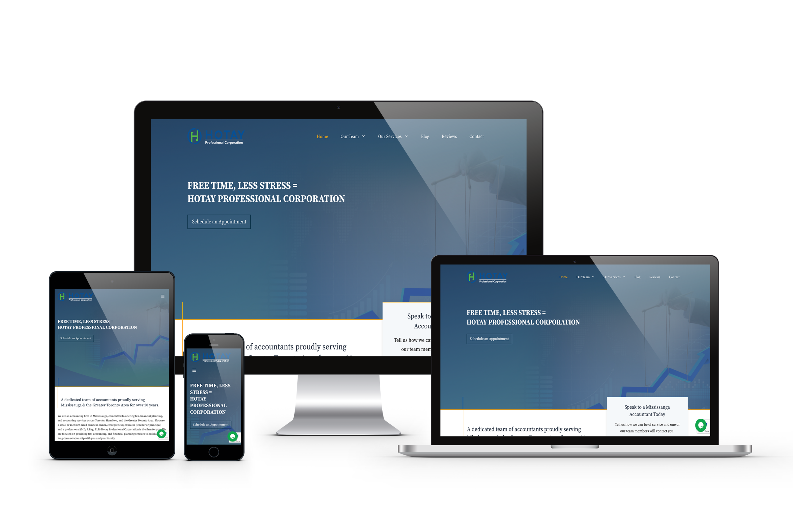 Hotay-CPA-Web-Design