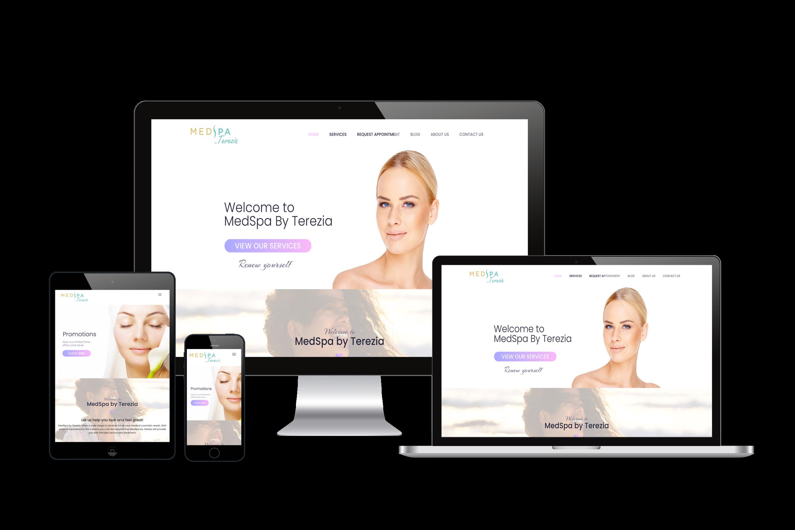 MedSpa-By-Terezia-Web-Design