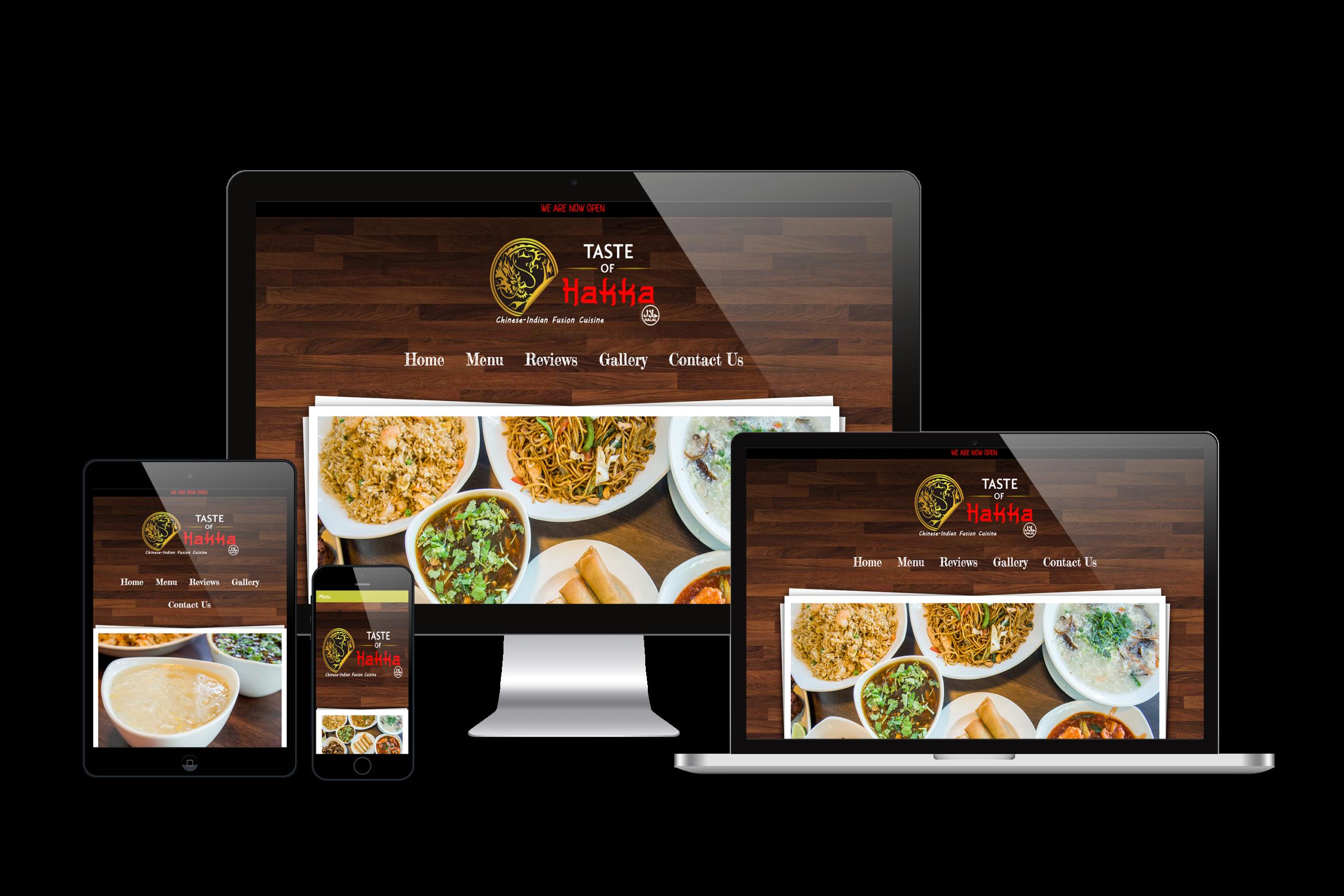 Taste-Of-Hakka-Web-Design